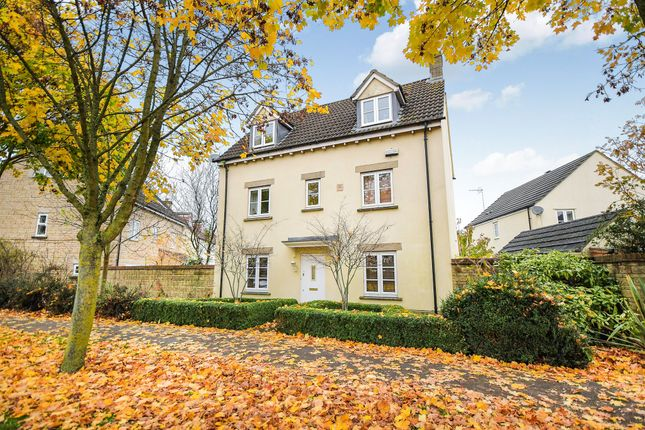 Thumbnail Detached house for sale in School Road, Calne