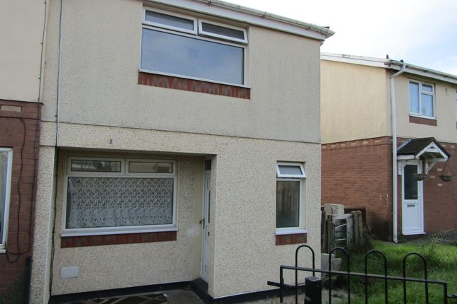 Thumbnail Terraced house to rent in Pen Yr Heol, Aberdare