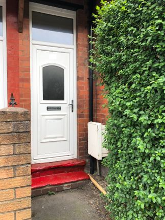 Thumbnail Terraced house to rent in Ratcliffe Street, Levenshulme