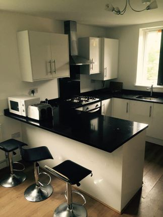 Thumbnail Flat to rent in Daisy Bank Road, Longsight, Manchester