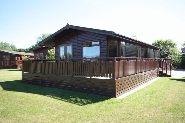 Thumbnail Lodge for sale in Routh, Beverley
