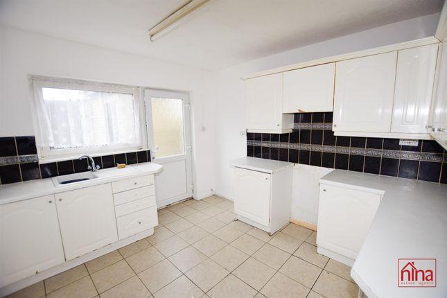 Kitchen of Michaelston Close, Barry CF63