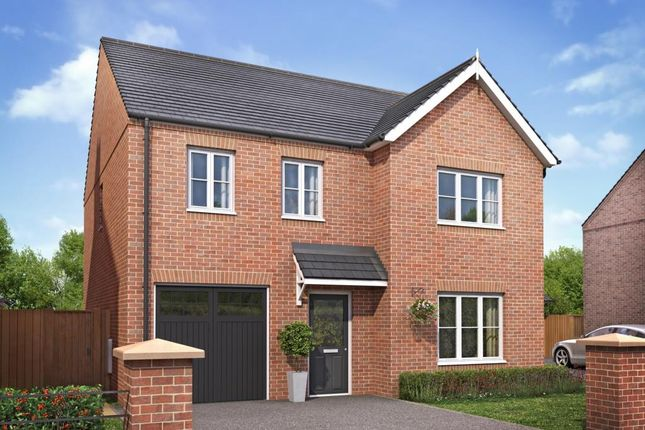 """Thumbnail Detached house for sale in """"The Eynsham """" at Buttercup Avenue, Wynyard, Billingham"""