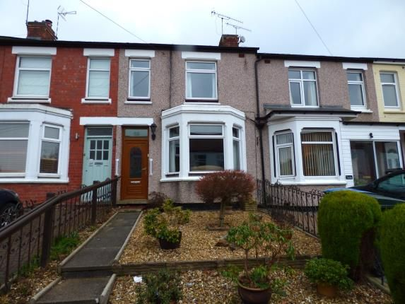 Thumbnail Terraced house for sale in Turner Road, Coventry, West Midlands