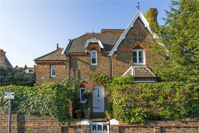 Thumbnail Detached house for sale in Belvedere Square, Wimbledon Village