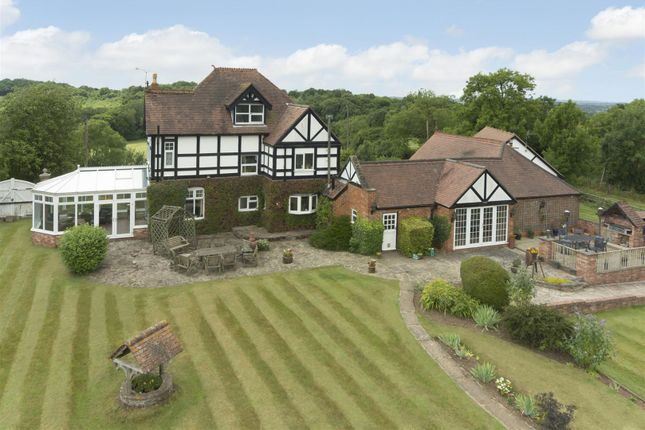 Thumbnail Detached house for sale in Langley Road, Claverdon, Warwickshire