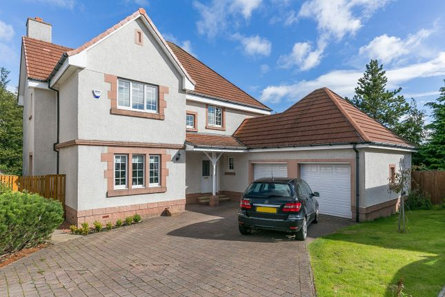 Thumbnail Detached house for sale in New Swanston, Swanston, Edinburgh