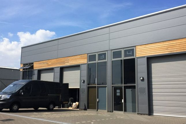 Thumbnail Industrial to let in Rowes Yard, Manston, Ramsgate