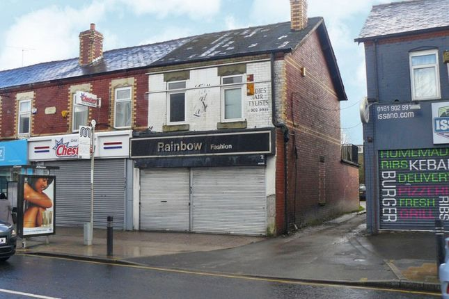 Thumbnail End terrace house for sale in Palatine Road, Manchester, Greater Manchester