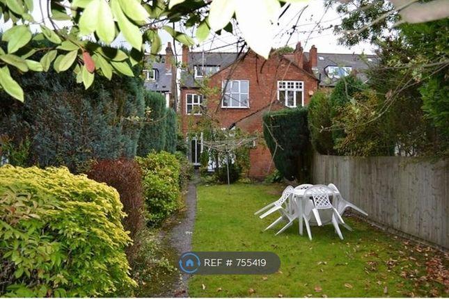 Garden of Alcester Road South, Birmingham B14
