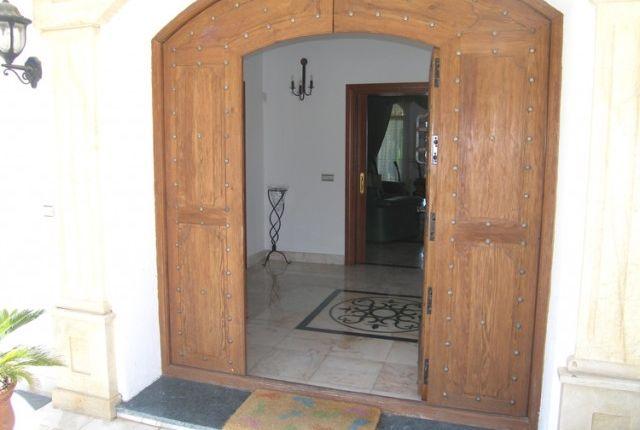 Entrance of Spain, Málaga, Mijas
