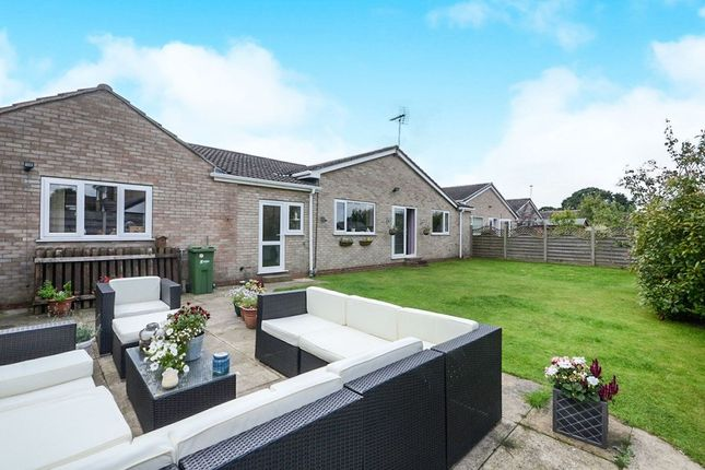 Thumbnail Bungalow for sale in Oaken Grove, Haxby, York