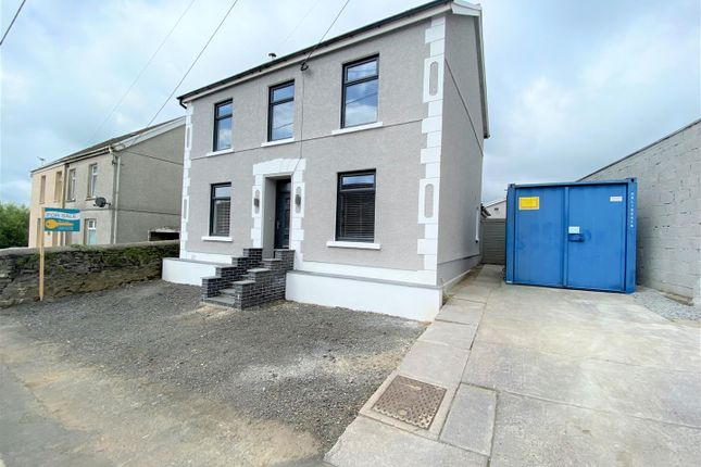 Thumbnail Property for sale in Llannon Road, Upper Tumble, Llanelli