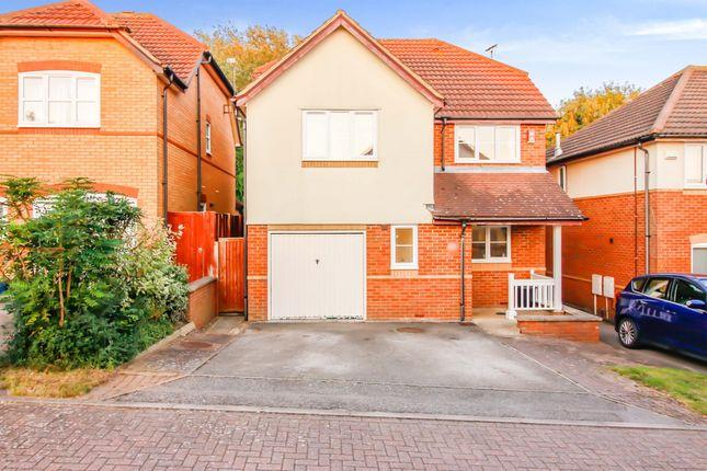 Thumbnail Detached house for sale in Ascot Place, Bletchley, Milton Keynes