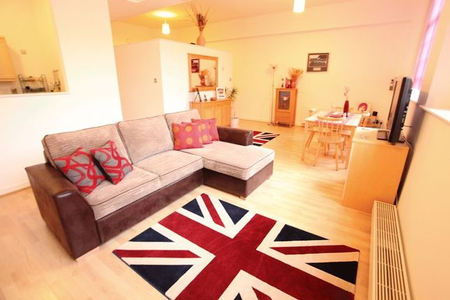 Thumbnail Flat to rent in Hatton Garden, Liverpool