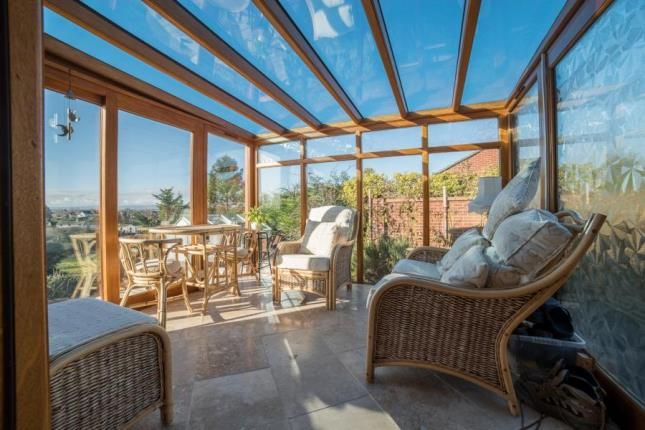 Conservatory of Church Lane, Farndon, Chester, Cheshire CH3