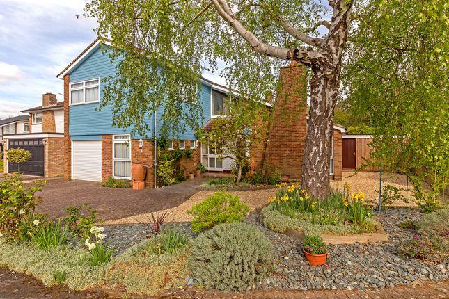 Thumbnail Detached house for sale in Arundel Close, Aston, Stevenage