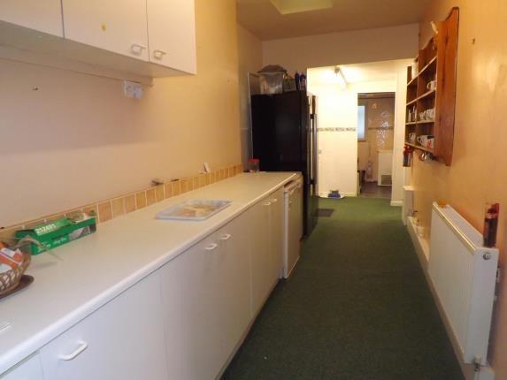 Preperation Room of Marine Terrace, Criccieth, Gwynedd LL52