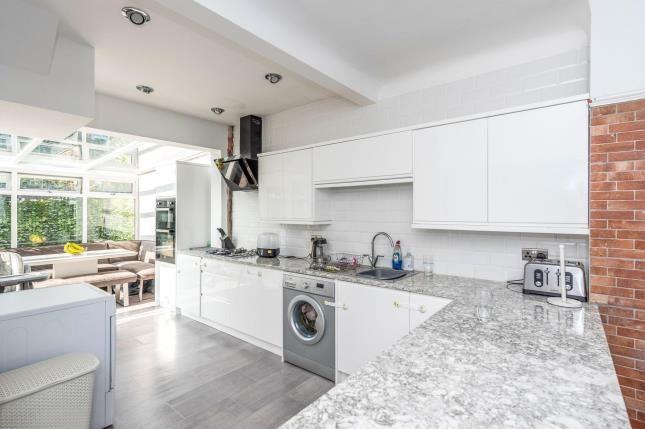 Kitchen of Sunnyside Road, Liverpool, Merseyside L23