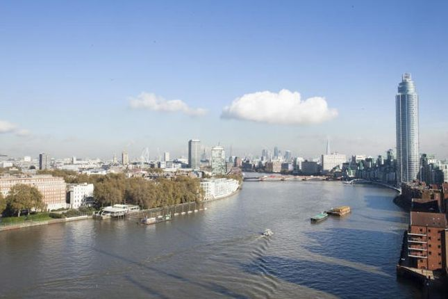 Thumbnail Flat for sale in Riverlight 3, Nine Elms SW8, London,