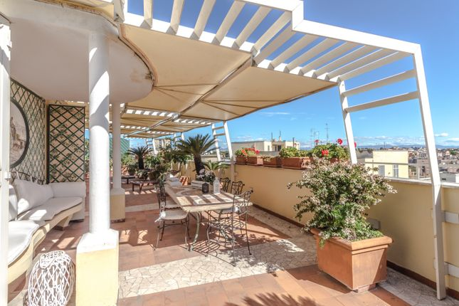 Thumbnail Apartment for sale in Penthouse, Via Archimede, Rome City, Rome, Lazio, Italy