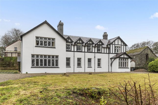 Thumbnail Detached house for sale in Cilbronnau Mansion, Llangoedmor, Cardigan, Ceredigion