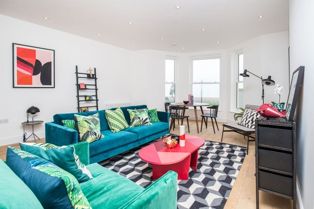 Thumbnail Flat for sale in Marine Parade, Worthing