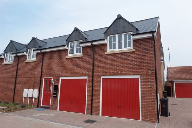 Thumbnail Property for sale in Bates Way, Swindon
