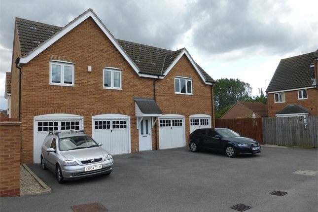 Thumbnail Flat to rent in Kingfisher Drive, Wombwell, Barnsley, South Yorkshire