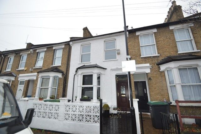 Thumbnail Terraced house for sale in Foyle Road, London