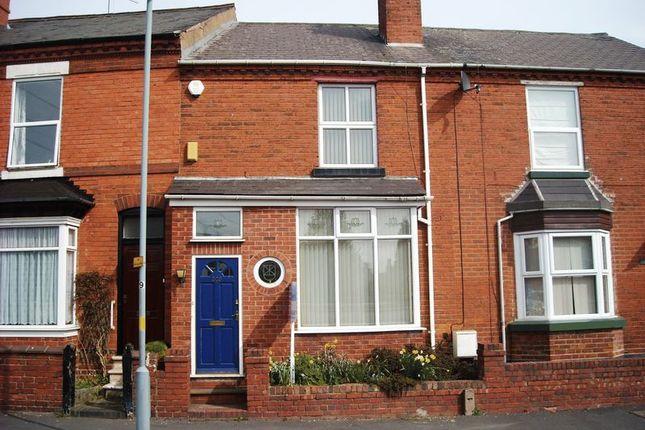 Thumbnail Terraced house to rent in Ridgacre Road West, Quinton, Birmingham