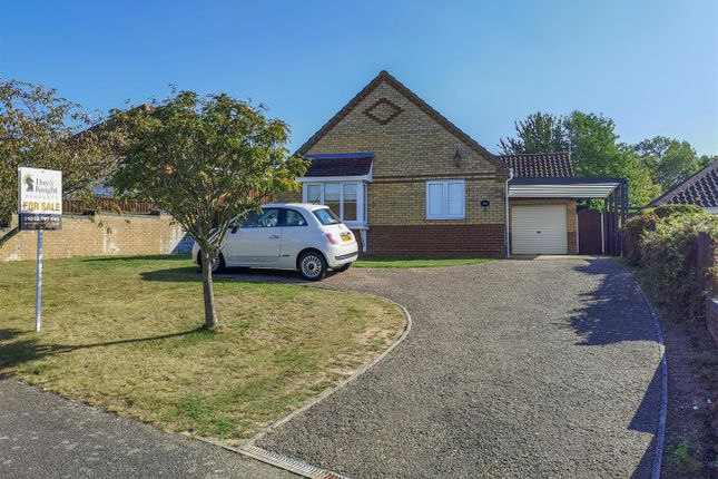 3 bed detached bungalow for sale in Rowan Way, Worlingham, Beccles NR34