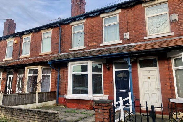 3 bed terraced house to rent in Urmston, Manchester M41