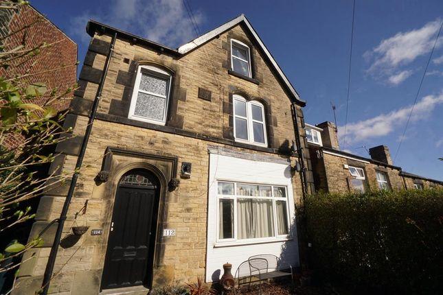 Thumbnail Flat for sale in Lydgate Lane, Crookes, Sheffield