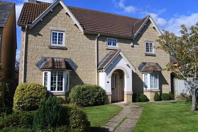 Thumbnail Detached house for sale in Linden Lea, Down Ampney, Cirencester