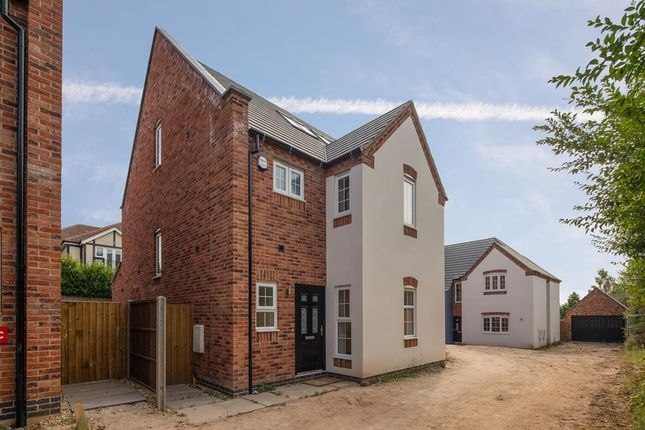 Thumbnail Detached house for sale in Plains Road, Mapperley, Nottingham