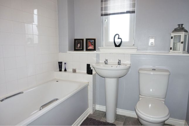 Bathroom of Allan Crescent, Dunfermline KY11