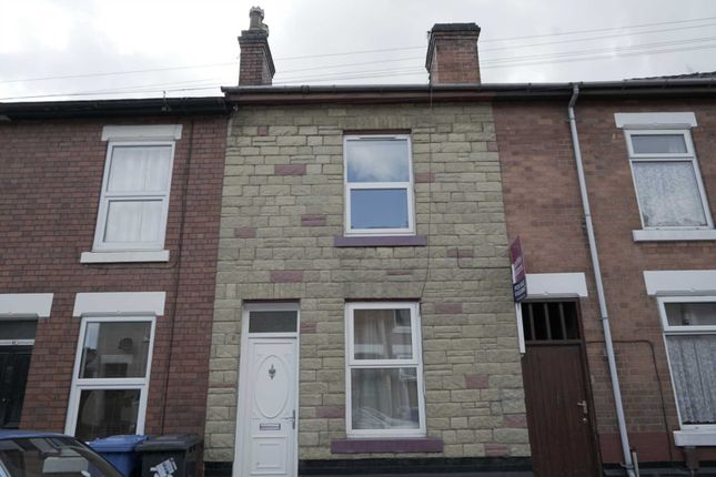 Thumbnail Shared accommodation to rent in Spring Street, Derby