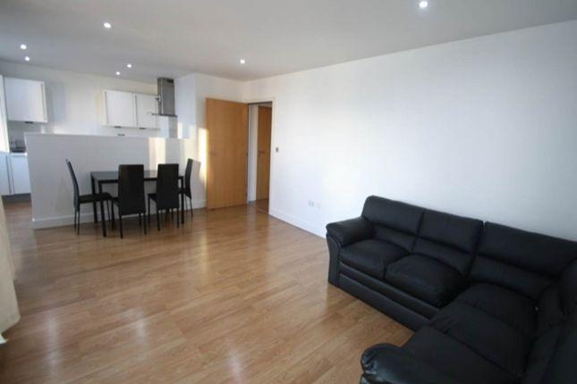 Thumbnail Flat to rent in Ebb Court, 1 Albert Basin Way, London