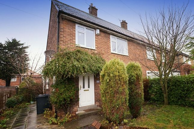 Thumbnail Semi-detached house for sale in Acomb Gardens, Fenham, Newcastle Upon Tyne