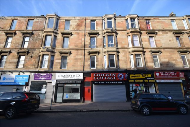 Thumbnail Flat for sale in Victoria Road, Govanhill, Glasgow