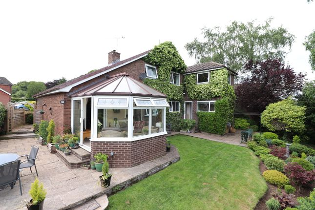 Thumbnail Detached house for sale in Near Park, Scotby, Carlisle