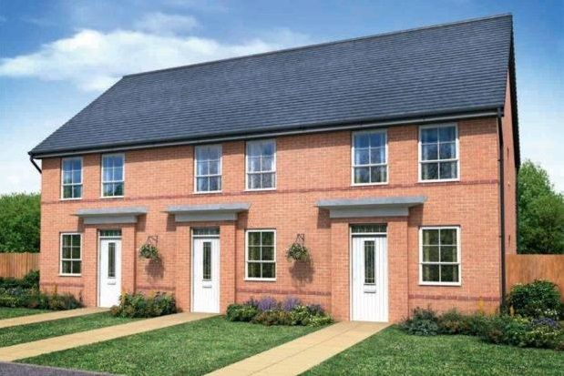 Thumbnail Property to rent in Hallum Way, Hednesford, Cannock