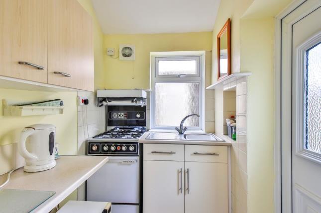 Kitchen of Glebe Street, Burnley, Lancashire BB11