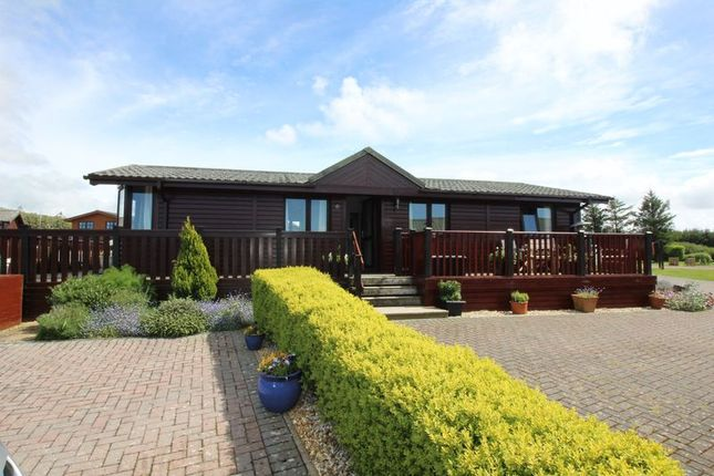 Thumbnail Mobile Park Home For Sale In Ilfracombe