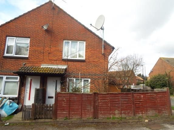 Thumbnail End terrace house for sale in Rollesby Way, London
