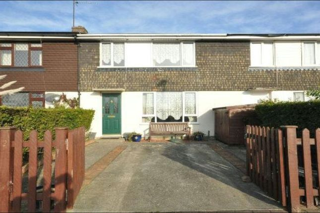Thumbnail Terraced house to rent in Walton Close, Woodley, Reading