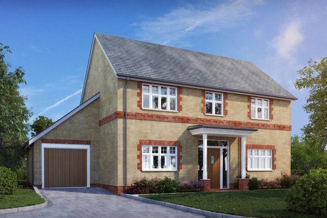 Thumbnail Detached house for sale in Elm Road, Ewell, Epsom