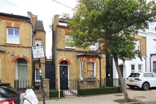 Thumbnail Detached house for sale in Nottingham Road, Wandsworth Common, London