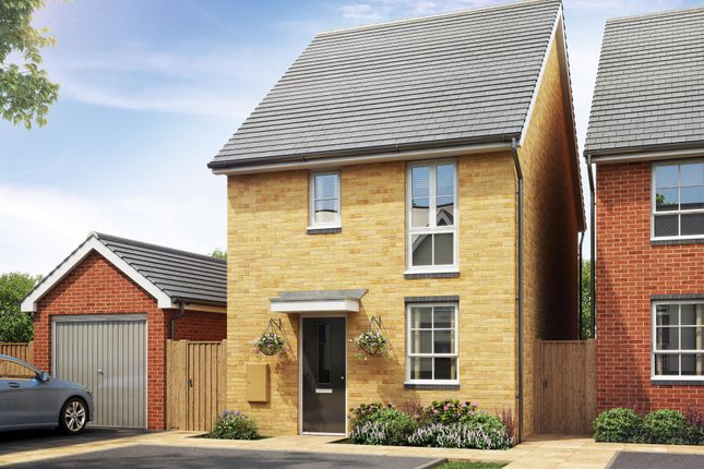 """Thumbnail Detached house for sale in """"Barwick"""" at Square Leaze, Patchway, Bristol"""
